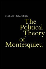 The Political Theory of Montesquieu